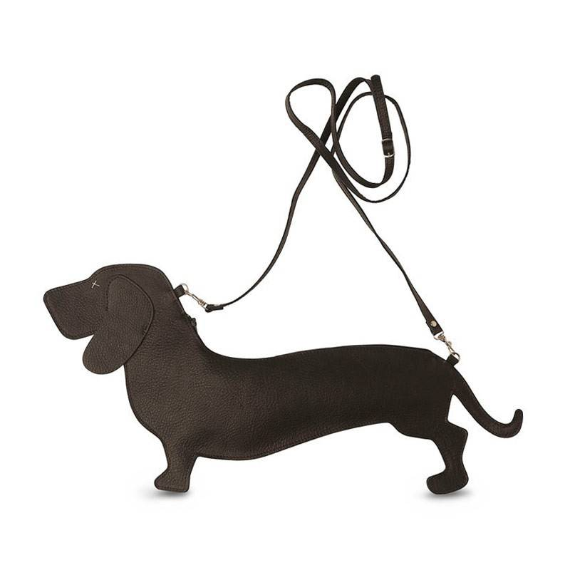 Dachshund Bag Black