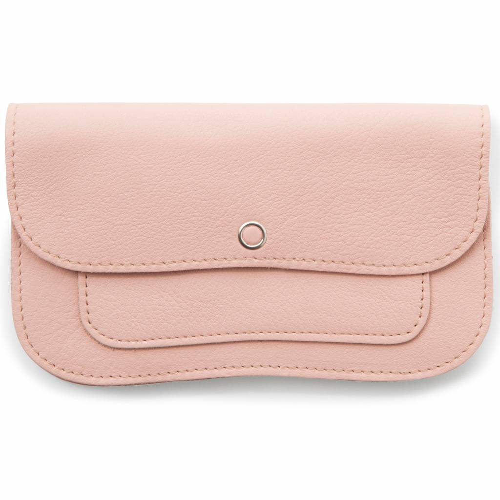 Wallet Cat Chase Soft Pink