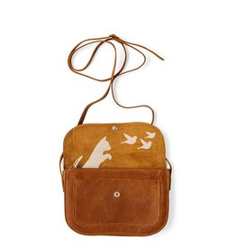 Keecie Bag Cat Chase Cognac
