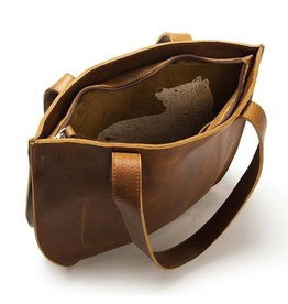 Keecie Tasche Dream Team Cognac