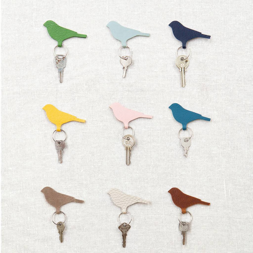 Keychain Mini Tweet Inkblue