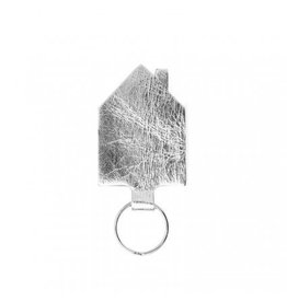 Keecie Keychain Good House Keeper Silver