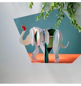 Studio ROOF Totem Elephant