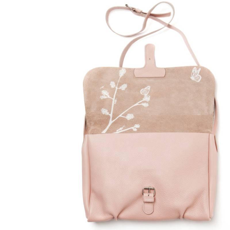 Tasche Flora & Fauna Soft Pink