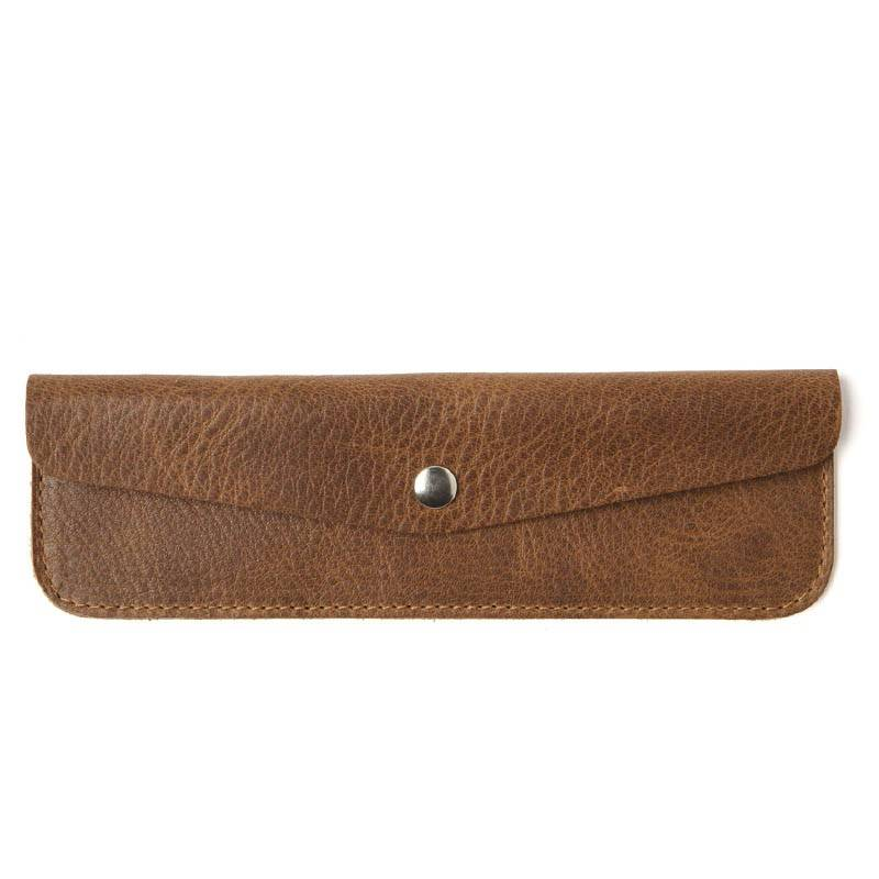 Pen Pal Case Cognac
