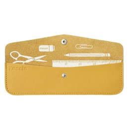 Keecie Pen Pal Case Yellow