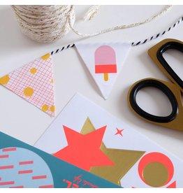 ENGELpunt DIY Sticker Slinger Boekje
