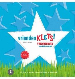 Gezinnig Vriendenklets Blau (NL)