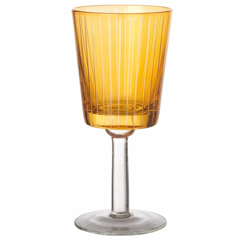 Wine Glasses Library Set of 6