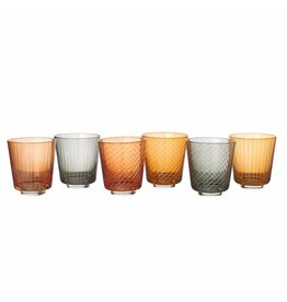 Pols Potten Tumbler Library Set of 6