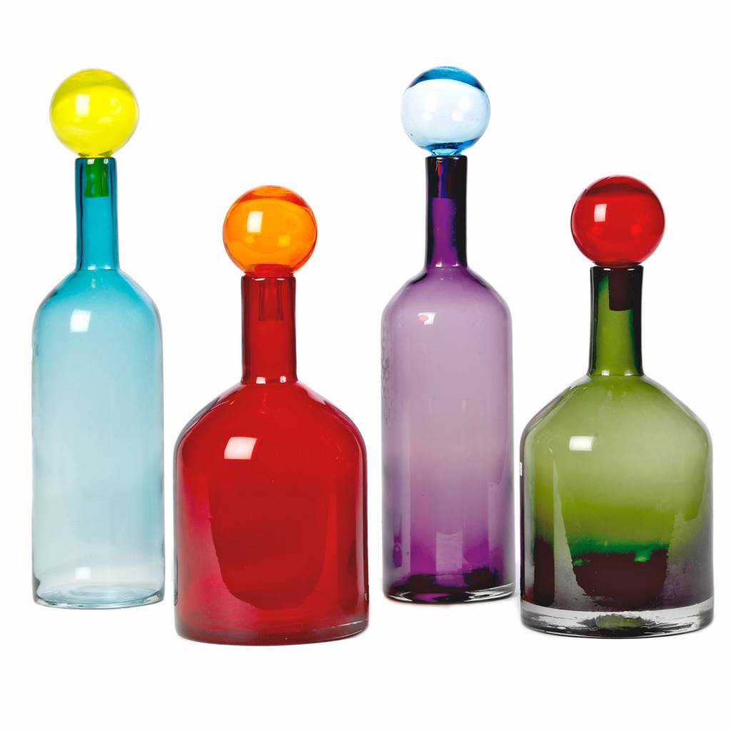 Bubbles & Bottles Multi Mix set/4