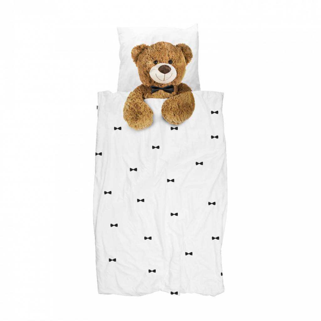 Bettbezug Teddybär 1-Person
