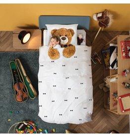 Snurk beddengoed Duvet Cover Teddy Single