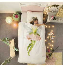 Snurk beddengoed Dekbedovertrek Fairy 1 persoons