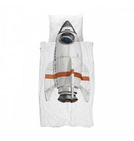 Snurk beddengoed Duvet Cover Rocket Single