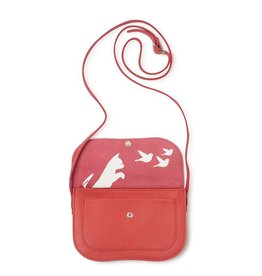 Keecie Bag Cat Chase Coral