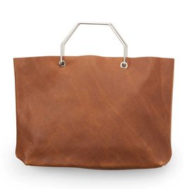 Keecie Tasche Window Shopper Cognac