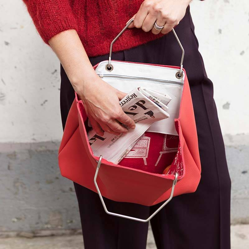 Tasche Window Shopper Coral