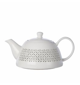 Pols Potten Teapot Pierced
