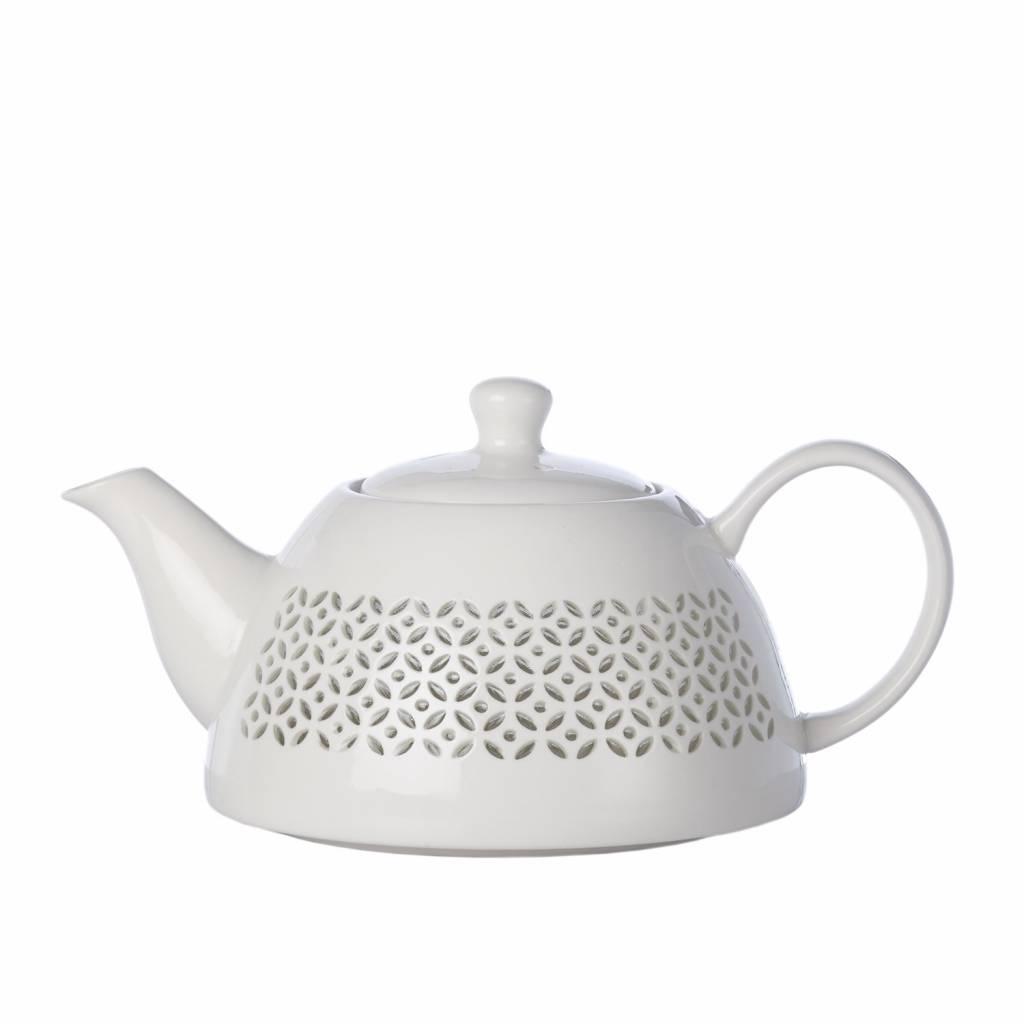 Teapot Pierced