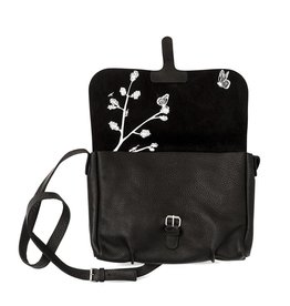 Keecie Bag Flora & Fauna Black