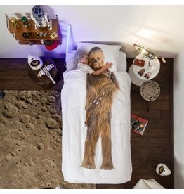 Snurk beddengoed Duvet Cover Chewbacca Single