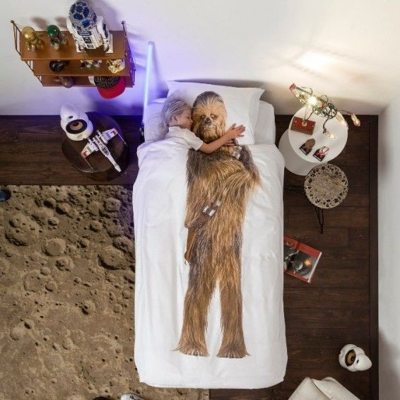 Duvet Cover Chewbacca Single