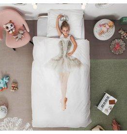 Snurk beddengoed Dekbedovertrek Ballerina 1 Persoons