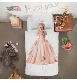 Snurk beddengoed Eenpersoons prinsessen dekbedovertrek