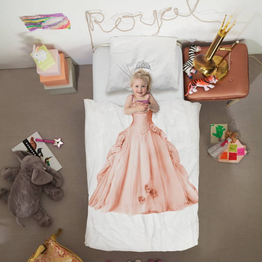 Duvet Cover Princess Single