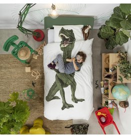 Snurk beddengoed Bettwäsche Dino 1-Person