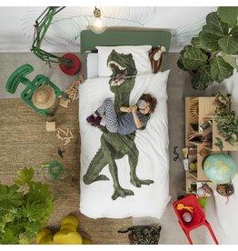 Snurk beddengoed Dekbedovertrek Dino 1 Persoons