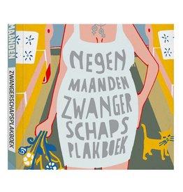 Uitgeverij Snor Negen maanden zwangerschapsplakboek
