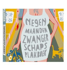 Uitgeverij Snor Nine months of pregnancy scrapbook (NL)
