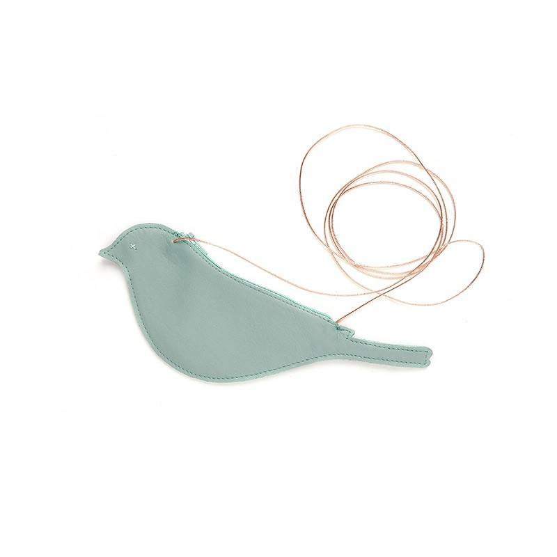 Tasje Tweet Bird dustygreen