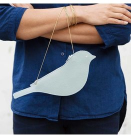 Keecie Tasche Tweet Bird dustygreen