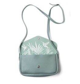Keecie Bag Humming Along dusty green