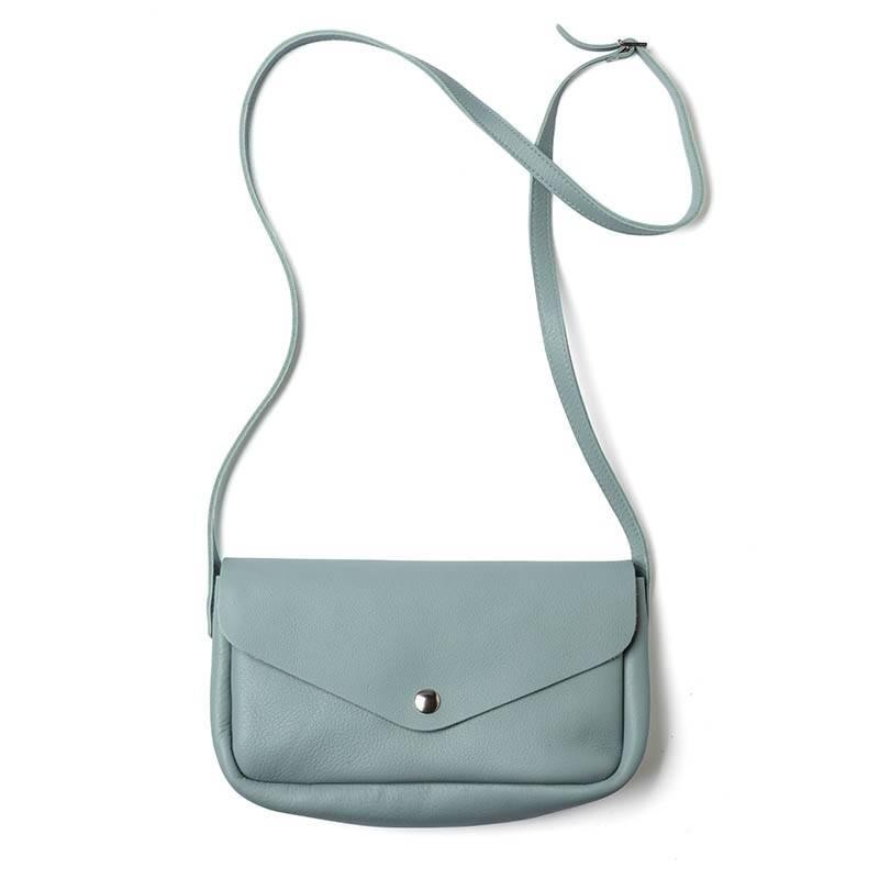 Bag Humming Along dusty green