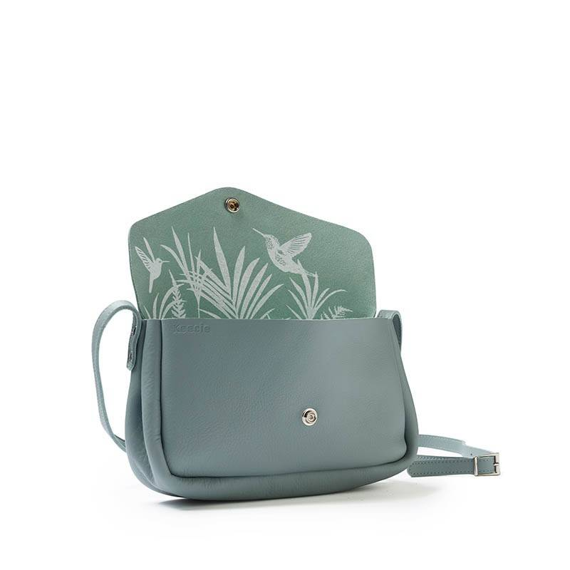 Tasche Humming Along dusty green