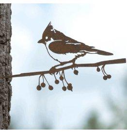 Metalbird Haubenmeise