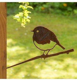 Metalbird Roodborstje