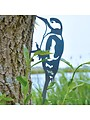 Bird Silhouette Woodpecker