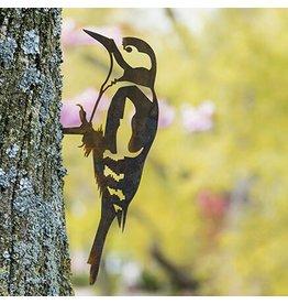 Metalbird Buntspecht