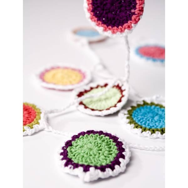 Garland Rise and Shine crochet