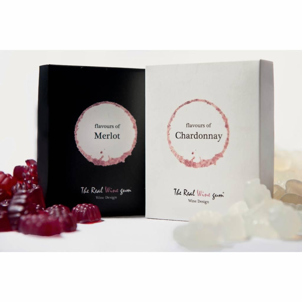 Geschenkdoos Merlot en Chardonnay