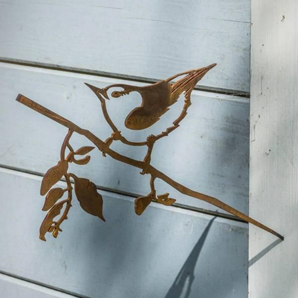 Vogel Silhouette Kleiber