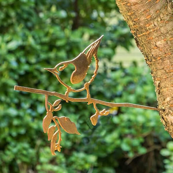 Bird Silhouette Nuthatch