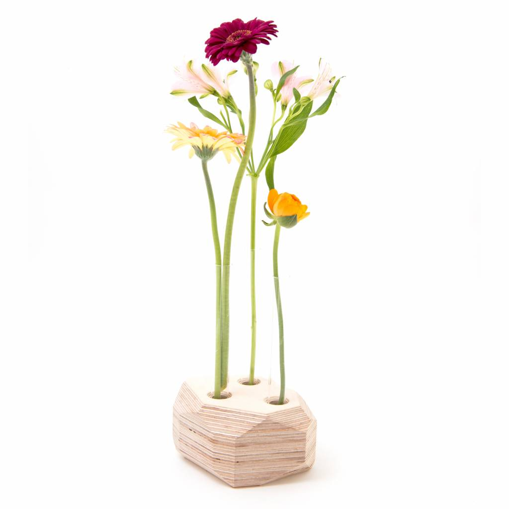 Test tube vase 1