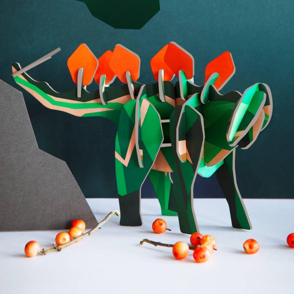 Totem Stegosaurus