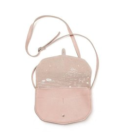 Keecie Move Mountains Tasche Soft Pink